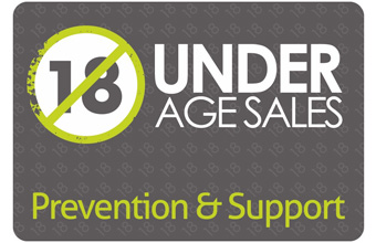 Under Age Sales urges event organisers to operate a clear age verification policy