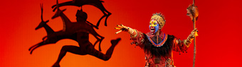 Disney's The Lion King At London's Lyceum Theatre