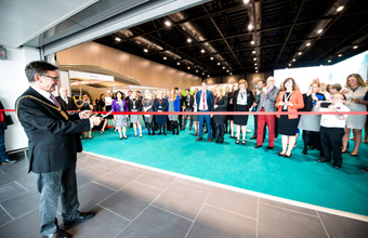 The power of Meetings & Events in the North shines at Venue Expo 2015.
